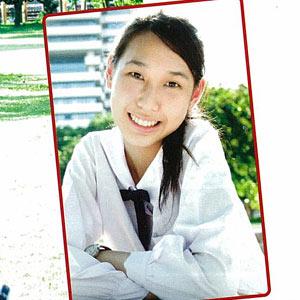 ชื่อเล่น : นัต  ชื่อจริง : อรจิรา  แตงทอง  โรงเรียน : มาแตร์เดอีวิทยาลัย