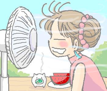 เมื่ออากาศร้อน....มาหาวิธีคลายร้อนกันดีกว่า