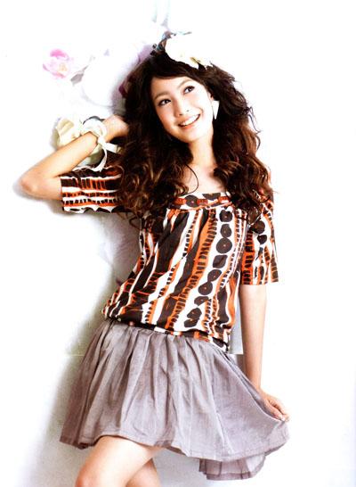 05297 003 ดาราวัยรุ่น หญิง ไทย ที่ได้รับการโหวตว่า น่ารักที่สุด