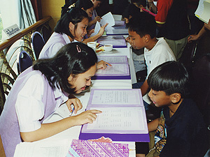 ภาษาไทย, วันภาษาไทยแห่งชาติ, มหาวิทยาลัยอัสสัมชัญ, ผลวิจัย