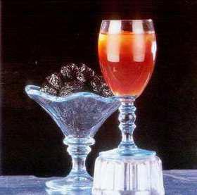น้ำลูกพรุน, พลัม, ผลไม้, สารอาหาร, โคเลสเตอรอล, Anti-oxidant
